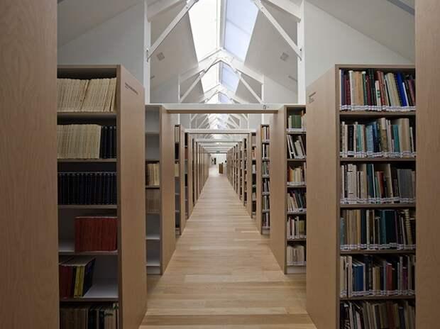 Обновленная библиотека
