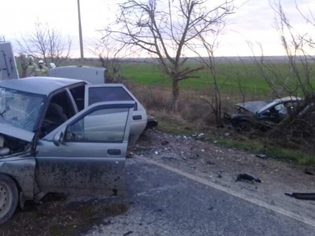 Фото: в Крыму в результате ДТП погибла женщина