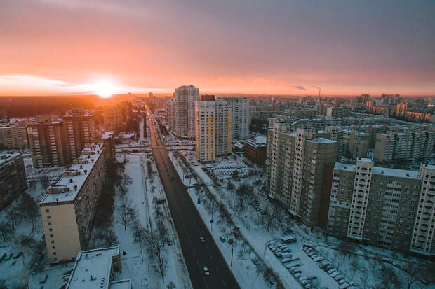 Учёные выяснили, чем опасно загрязнение воздуха зимой