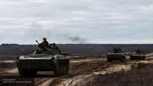 В Сети показали доказательства переброски Украиной в Донбассе военной техники ВСУ
