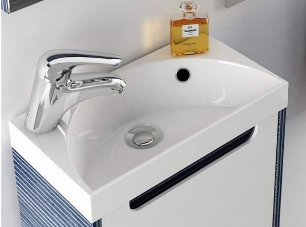 Узкая раковина для ванной — стиль, комфорт, практичность