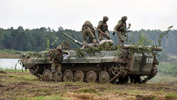 Украинские военные утонули по вине инструкторов НАТО