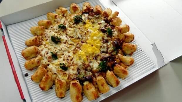 Странности фаст-фуда: 9 странных блюд из ресторанов быстрого питания из разных уголков мира