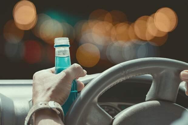 Больше 60 водителей в Ижевске поймали за пьяную езду в новогодние каникулы