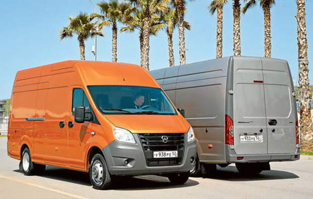 Фургоны ГАЗель Next: тестируем новое поколение