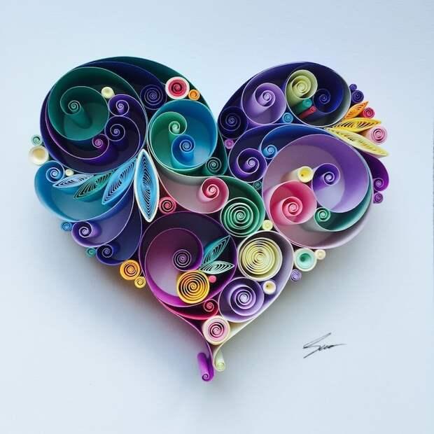 Вдохновите свое сердце искусством