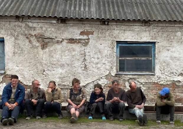 Украинские фермеры держали в рабстве девять человек