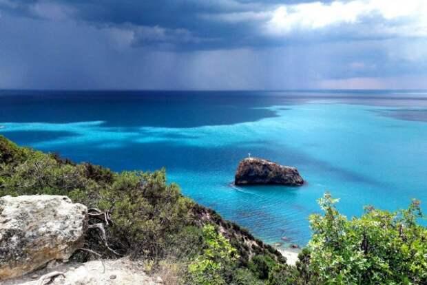 Температура воды в Чёрном море 29 мая