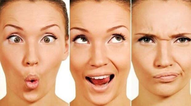 Гимнастика для лица: Как выглядеть хорошо без особых усилий