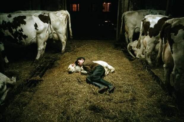 Лучшие фото спящих людей от National Geographic