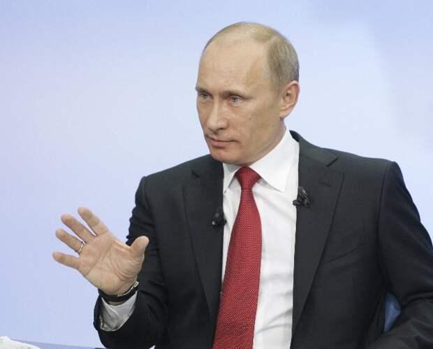 Владимир Путин призывает арабские страны быть дипломатичными