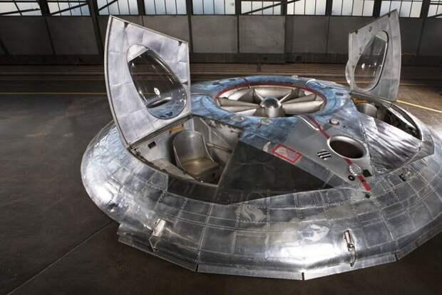 Американская «летающая тарелка» 1959 года