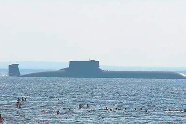 Акула: как устроена атомная субмарина размером с небольшой город