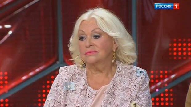 Источники: Людмила Поргина не откажется от празднования своего юбилея во время траура