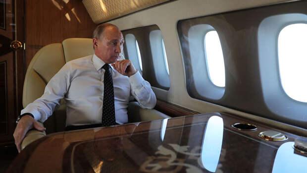 Путин порассуждал о клише о России в предисловии к книге немецкого писателя