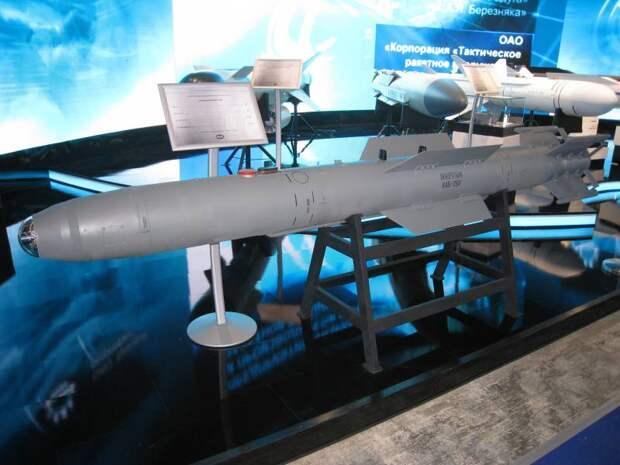 Новые управляемые бомбы и новые возможности для ВКС