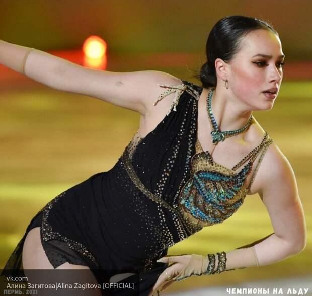 Составлен список самых красивых фигуристок из России