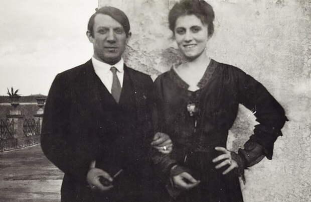 От любви до пресыщения: Как русская балерина стала музой и женой Пабло Пикассо