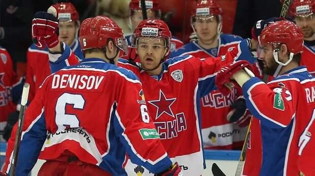 Московский ЦСКА победил в чемпионате КХЛ и стал чемпионом впервые за много лет
