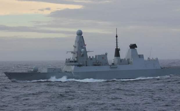 Sohu: позор эсминца Defender у Крыма заставил Британию задуматься о его эффективности