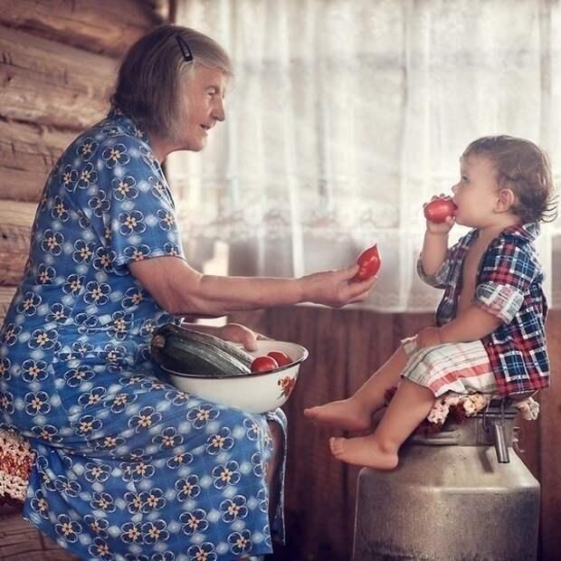 Бабушкина кухня