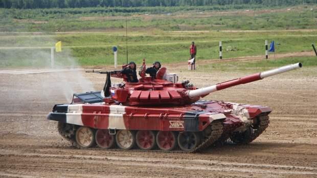 УВЗ представит на выставке MILEX-2021 в Минске улучшенные танки Т-72