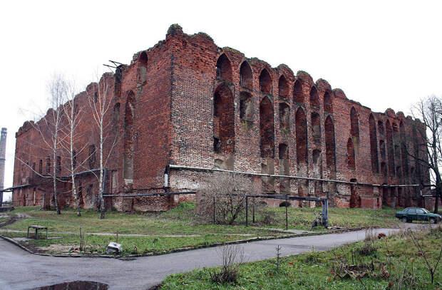 Рагнит. Фото: ИМгорь, ru.wikipedia.org