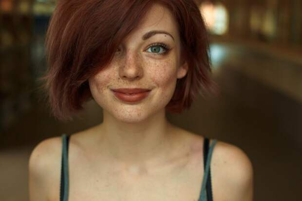 Веснушки волосы, гены, глаза, девушки, интересное, мутации, фото