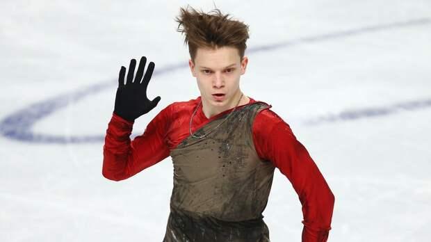 Семененко и Коляда принесли сборной России право на 3 квоты на Олимпиаду в мужском одиночном катании