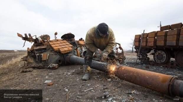 Военкор Стешин рассказал, как ополчены ЛДНР «утихомирили» ВСУ в Донбассе