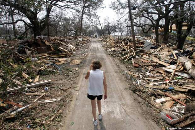 Ураганы «Катрина» и «Сэнди» станут нормой