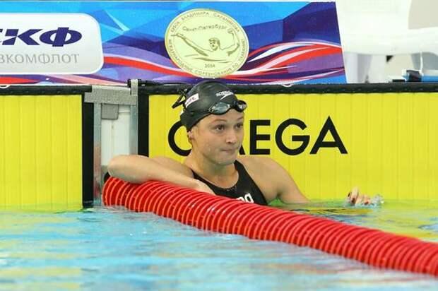 В Белоруссии объявили в розыск призерку ОИ по плаванию Герасименю