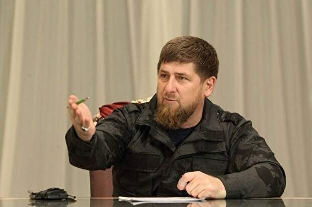 Рамзан Кадыров считает, что достоин Нобелевской премии за борьбу с терроризмом