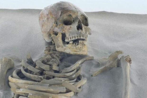 Найдено загадочное захоронение древней цивилизации, которой 7000 лет