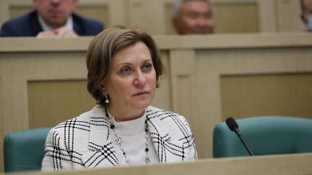 Анна Попова рассказала, что ситуация с COVID стабилизировалась в Подмосковье