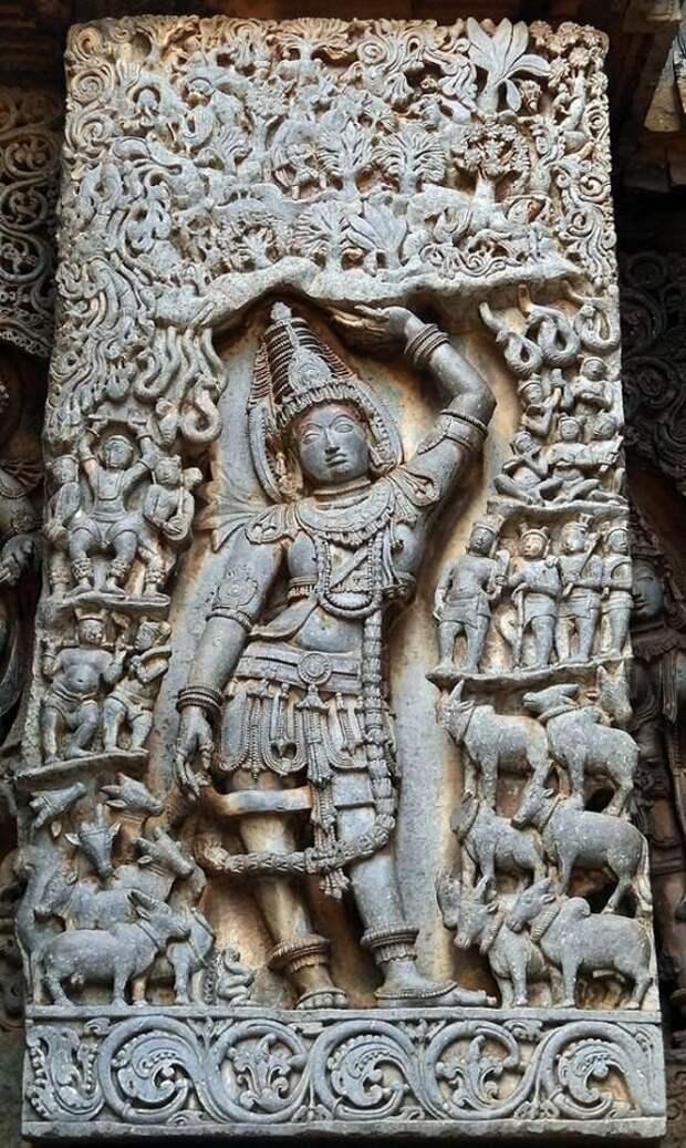 индийские боги-гиганты. источник i.pinimg.com