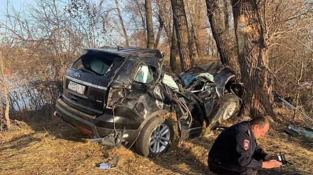 Мэр хакасского Абакана погиб в ДТП