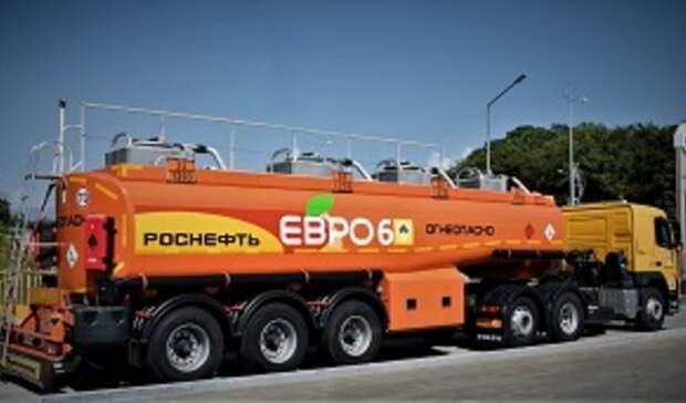 Знак «Российское качество» получил бензин «Евро 6» Саратовского НПЗ