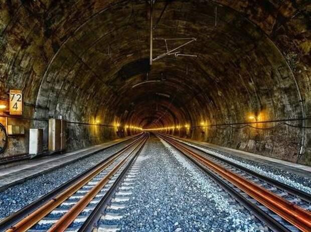 Затраты на строение второго Северомуйского тоннеля оценили в РЖД
