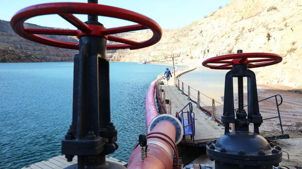 На водоснабжение Крыма дополнительно выделят 3,3 млрд рублей