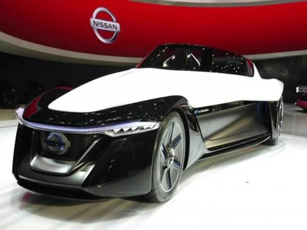 На смену Cube и кабриолету Murano готовится другой необычный Nissan