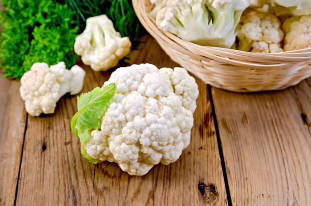 3 потрясающих рецепта из цветной капусты