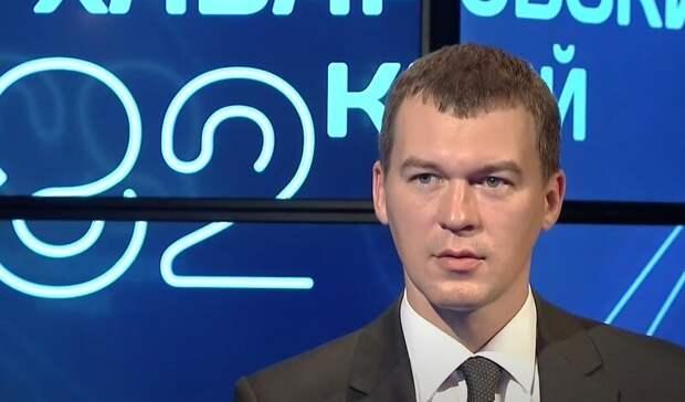 Обманутые дольщики вХабаровском крае получили поддержку Дегтярева