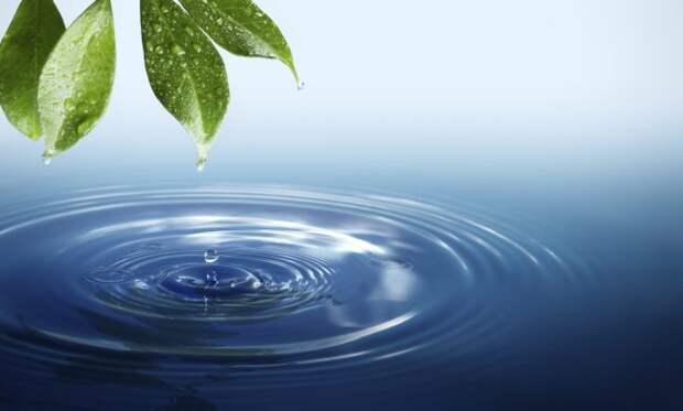 Воду разделили на две разные жидкости