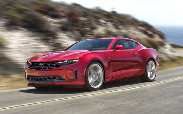 GM продолжает убивать — на очереди Chevrolet Camaro