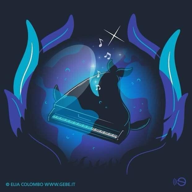 Музыка из глубины