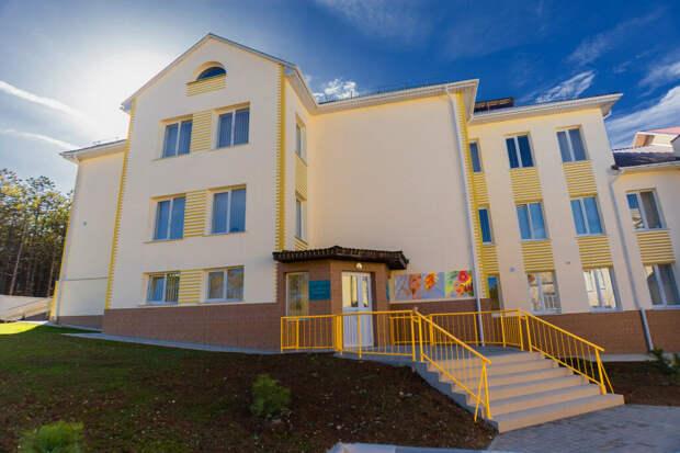 Дом ребенка 63 в Симферополе