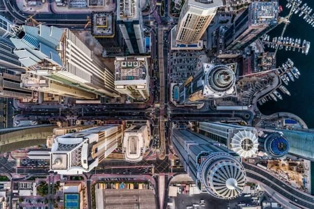 15 красивых фотографий, снятых при помощи дронов