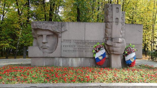 Герой Советского Союза Полетаев Фёдор Андрианович