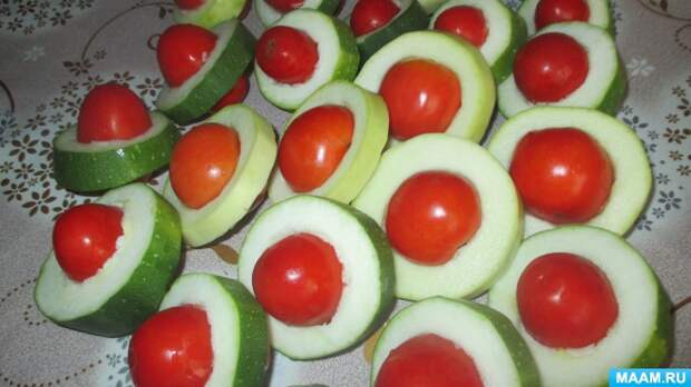 Маринованные помидоры «Кольца Сатурна»